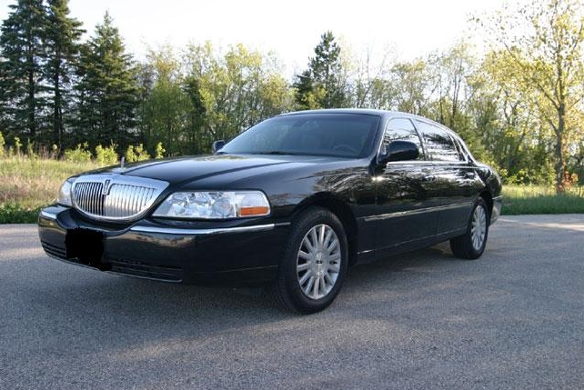 Limo Fleet For Edina Car Service